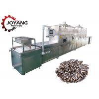 China Melon Seeds Industrial Microwave Equipment Sunflower Seeds Baking Nuts Roasting Machine wholesale