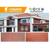 China Easy And Convenient Construction Flexible Clay Material Tile Flexible Tile For Exterior Walls wholesale