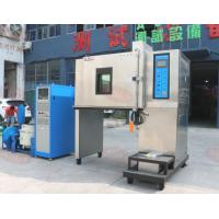 China Automatic Vibration Comprehensive Test Chamber Video For Auto Parts 380V wholesale