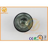 China Motorway Traffic Safety Equipment 360 Degree Small Glass Road Stud Eyes Cat Sign wholesale