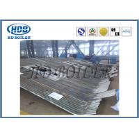 China Steam Boiler Water Wall Panels , Membrane Water Wall Tubes In Boiler Well Painted wholesale