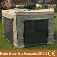 China Car Roof Top Tent / Australia Design 200D polyester Canvas fox awning from Ningbo Wincar wholesale