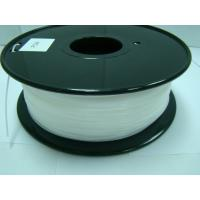 Quality POM 3D Printer makerbot filament 1.75 / 3.0mm 1.3Kg / Roll Filament for sale