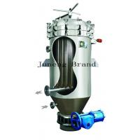 China Stainless Steel Vertical Leaf Filter Pressure Filtration System For Water Treatment wholesale