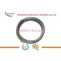 Quality K Type Chromel And Alumel Rod 4.0mm 4.1mm 5.0mm Wire With Oxidized Color for sale