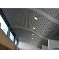 China Customized Metal Strip Ceiling For Opera House / Shopping Centre wholesale