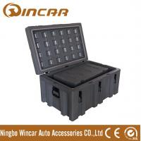 China Safety 50L 3.6mm Thickness LLDPE Material Tool Box / Space Case For Storage Tools wholesale