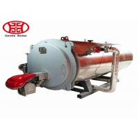 China Gas Oil Fired Thermal Conduction Oil Heater Boiler / Thermic Fluid Boiler for Plastic industry on sale