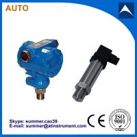 China low cost water pressure sensor with CE ISO EX wholesale
