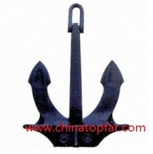 Quality Hall anchor,bow anchor,marine stockless anchor, Type A B C hall anchor for sale