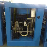 Buy cheap Compact 8 Bar Electric Rotary Screw Air Compressor for Construction Industry from wholesalers