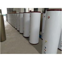 China Enamel Inner Tank Electric Storage Air Source Heat Pump Components 30L 1500W wholesale