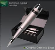 China Mei Cha Digital Permanent Makeup Tattoo Kit Manual Tattoo Pen Adjustable Speed wholesale