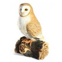 China Resin Craft of Owl Statue for Garden Decoration wholesale