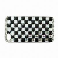 China Jewel PC Case for iPhone 5, Fashionable wholesale