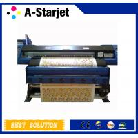 Quality Two Epson Dx7 Head Roll To Roll Inkjet Printer Astarjet 1.8m 70 Inch for sale