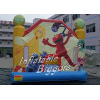 China Commercial Inflatable Combo Bouncers on sale