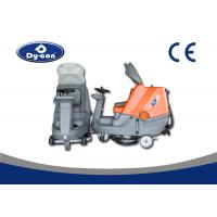 China 1160mm Squeegee Width Floor Cleaning Equipment , Ride On Floor Cleaner Machine wholesale