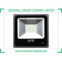 China 50W Industrial Waterproof Led Flood Lights 120° Beam Angle For Stadium And Road wholesale
