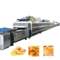 China commercial potato chip maker wholesale