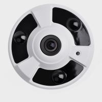 China H.265 3.0MP Starlight 2.1mm Infrared Fisheye IP Camera fisheye surveillance camera wholesale