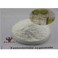 China Effective Strongest Testosterone Steroid Test Cyp Testosterone Cypionate 200mg CAS 58-20-8 wholesale