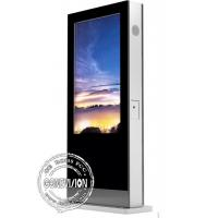 Buy cheap 65 Inch TFT Android Kiosk Digital Signage Outdoor LCD Display In Advertising Players from wholesalers