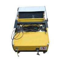 China Yellow Hot Selling ZB800-2A Automatic Wall Sand Plastering Machine For Wall on sale
