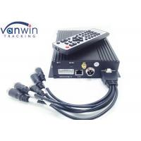 Quality Wifi Router Sim SD card 3G Mobile DVR HD MDVR  Vehicle DVR AHD 720P for sale