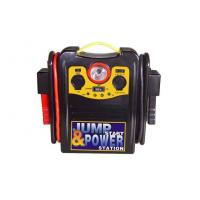 China 12V Rechargeable Car Jump Starters Portable , 900AMP with Air Compressor wholesale