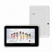 China 7-inch Tablet PC with MTK 6575 CPU wholesale