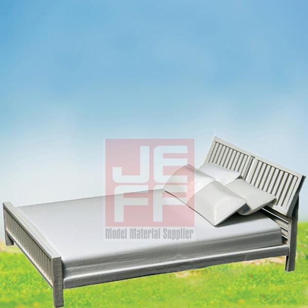 Scale Model Furniture Layout Mini Fruniture Abs Model Bed: scale model furniture