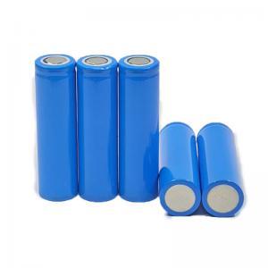 China 1000 Times 1500mAh 18650 Lithium Ion 3.7 V Battery wholesale