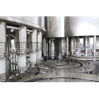 China 110V Automatic liquid filling machines / pure water Aseptic bottling equipment 6000BPH wholesale