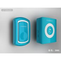 China Fast delivery - Wireless Doorbell Door Bell with Remote Control + Retail Packaging wholesale