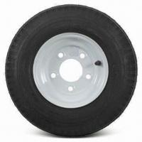 China KT 4.80/4.00-8 Bias Tire with 8 Inches Wheel, Made of Steel wholesale