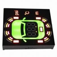 China LED Panel Display, Various Colors are Available, Design for Cars Display wholesale