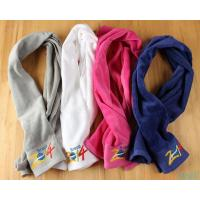 China Embroidered Gym Towels ,Lint Free, Ultra Soft, Durable, Scratch-Free, Machine Washable on sale
