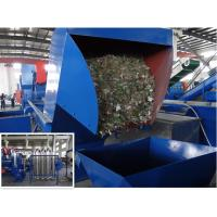 China Baled Waste Automatic Washing Machine 100KW To 300KW Per Hour 1000kg/H wholesale