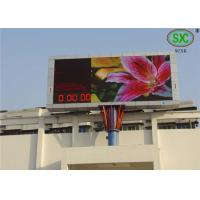 China High Refresh Frequency Electronic Full Color P10 Programmable Outdoor LED Video Display Board wholesale