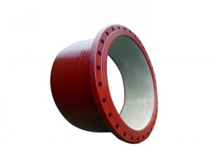 China PN10 PN16 PN25 ISO2531 with cement lined pipe fitting wholesale