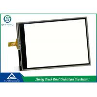 China Surface Acoustic Wave Touch Screen, Analog Digital Optical Touch Panel on sale