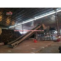 China Low RPM Tyre Shredding Plant Rubber Recycling Equipment 7 Tons Per Hour on sale