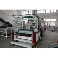 Quality Vinot PLA High Speed Cling / Stretch Film Extruder Machine 600 - 1000mm Width with high effective SLW-1000 for sale