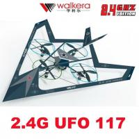 China Walkera UFO 117 4CH RC UFO RTF 2.4GHz wholesale