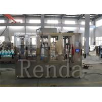China 1000BPH 5L  Drinking Water  Automatic Beverage Filling Machine Liquid Filling Machine wholesale