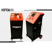 China Fully Automatic Transmission Flush EquipmentEngine Oil Pipe Cleaner 2 Oil Tanks wholesale