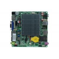 China Intel® Bay Trail SOC 2 LAN Fanless Nano-ITX Motherboard Support VGA ,HDMI with COM , USB3.0 wholesale