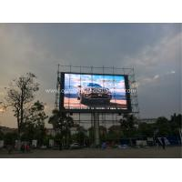 Commercial Programmable LED Message Board , Outdoor LED Video Display