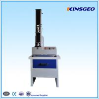 China Single Pole Pull Testing Machine Computer Control for Testing Rubber wholesale